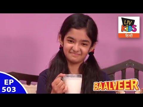 Baal Veer - बालवीर - Episode 503 - Maha Bhayankar Pari Or Meher?