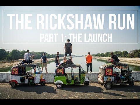 The Rickshaw Run India - PART 1