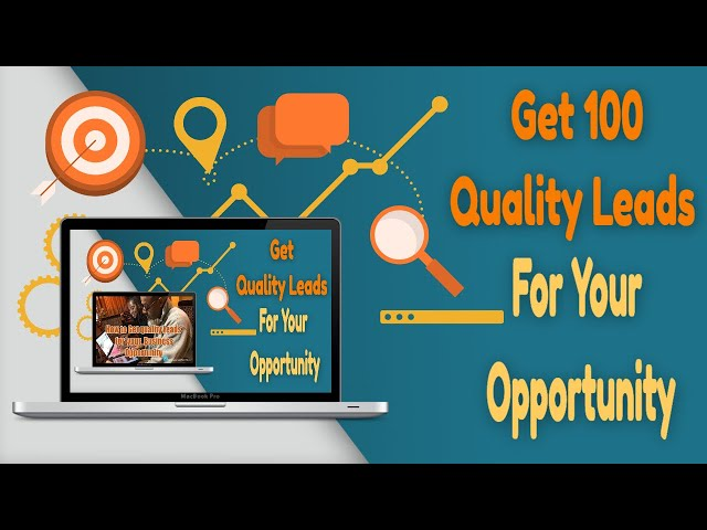 My Lead Gen. Secret - How to Get 100 Fresh Leads Daily For Your Opportunity