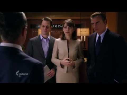 The Good Wife - Season Finale - Surprise Party scene