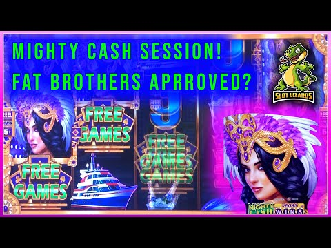 Vegas Wins Mighty Cash, More Like Vegas LOSE ALL CASH! Rough Session!
