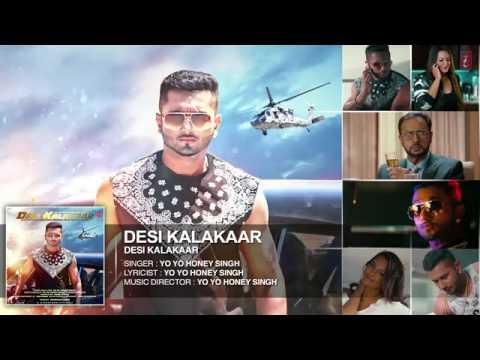 ExclusiveDesi Kalakaar Full AUDIO SongYo Yo Honey SinghSonakshi SinhaYouTube