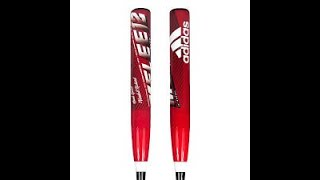 Senior Softball Bat Reviews (Adidas Two Piece EL)