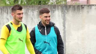 Передматчеве тренування «Руху» з новим футболістом