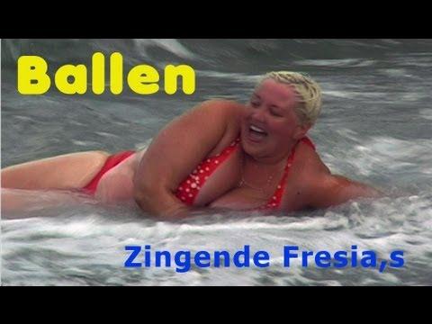 Zingende Fresia,s Ballen.