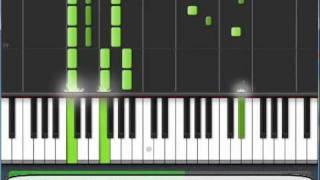 Way back into love piano tutorial