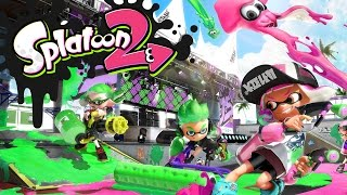 SPLATOON 2 GLOBAL TESTFIRE LIVESTREAM