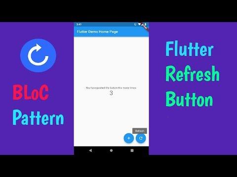 Flutter: Reload Button using BLoC Pattern