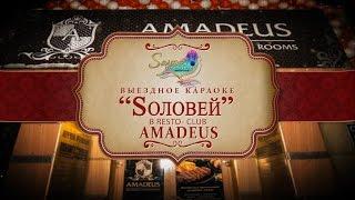 """Караоке вечеринка в """"Resto-club Amadeus"""" 24.10.2015"""
