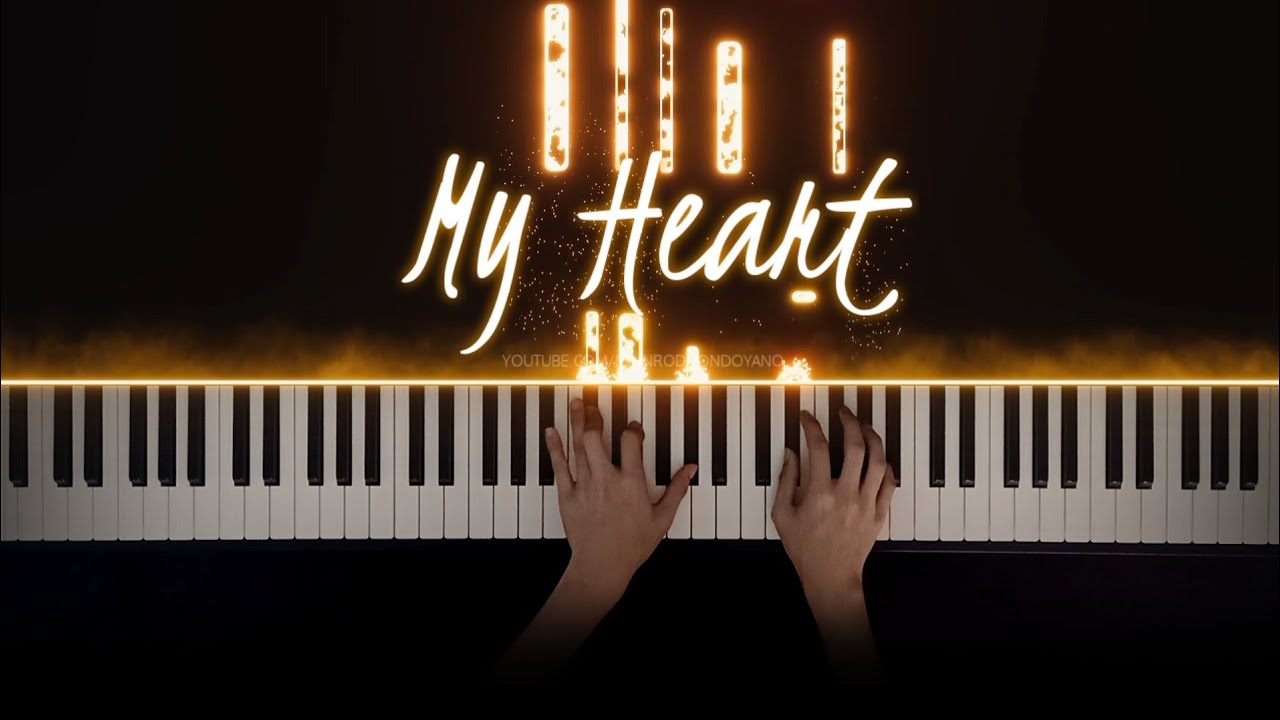 Paramore - My Heart | Piano Cover with Violins (with Lyrics & PIANO SHEET)