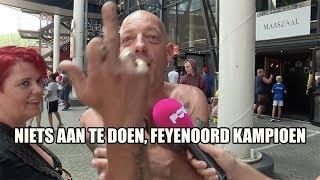 Niets aan te doen, Feyenoord kampioen
