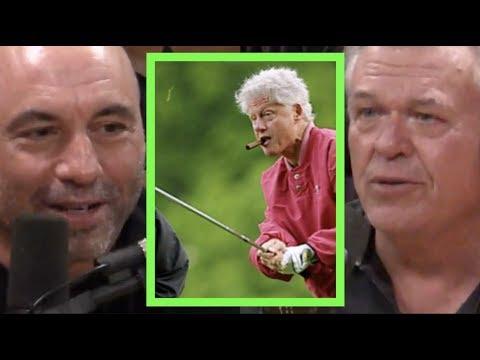 Ron White Golfed with Bill Clinton   Joe Rogan