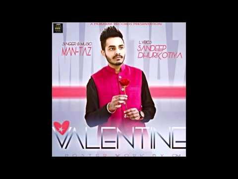 New Punjabi Songs 2016   Valentine   Man-Taz   Official Audio   Latest New Punjabi Songs 2016