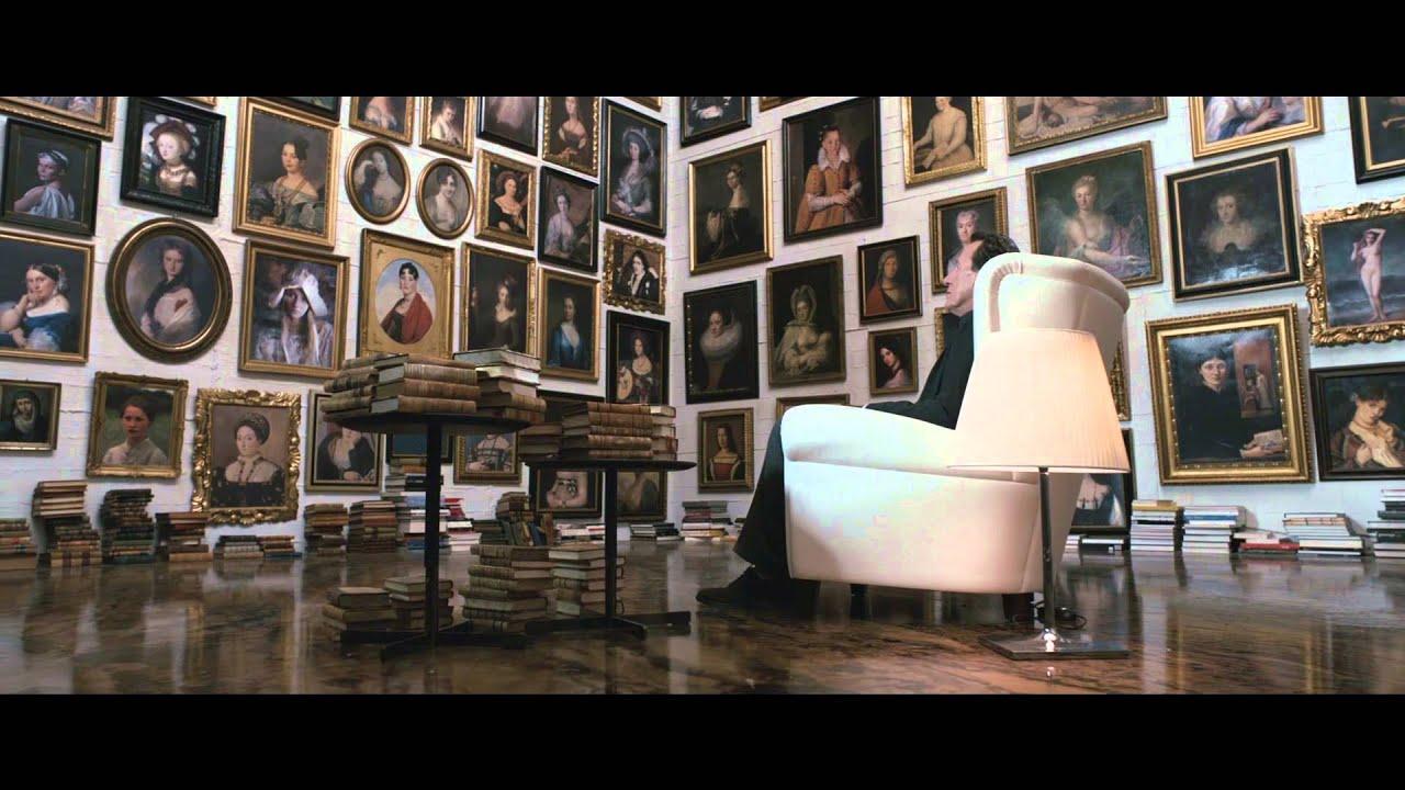 Trailer La Migliore Offerta regia di Giuseppe Tornatore - YouTube