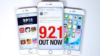iOS 9.2.1 Released - Everything You Need To Know!