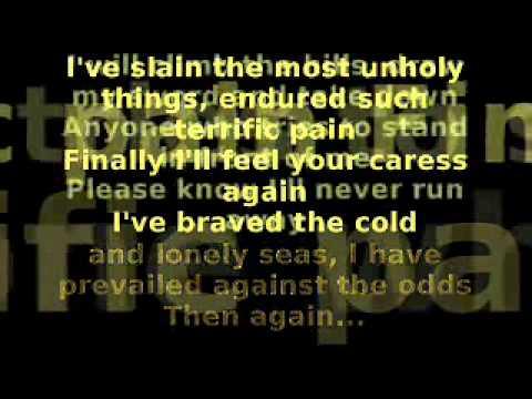 As You Wish - Alesana Lyrics