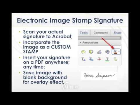 Going Paperless: Adobe Acrobat Tips & Tricks