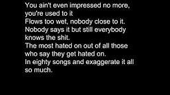 Eminem - Business (Matoma Remix) Lyrics