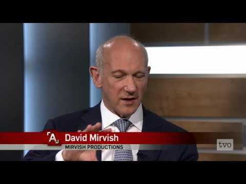 David Mirvish: The Changing Landscape of Toronto
