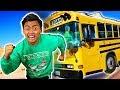 Escape The Abandoned School Bus