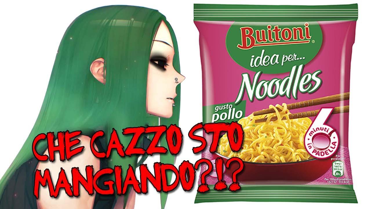Che Cazzo Sto Mangiando Noodles Al Pollo Buitoni Doovi