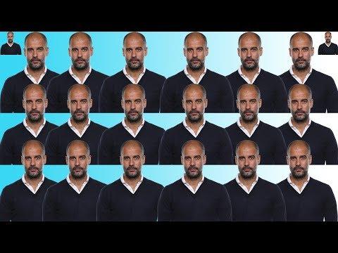 Pep Guardiola Cloned!