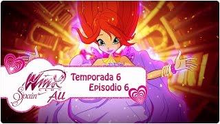 Winx Club - Temporada 6 Episodio 6 (Español Latino) - El Vórtice de Llamas - COMPLETO