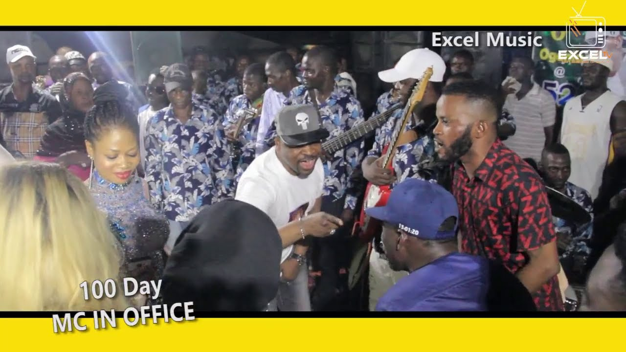 Download MC 100 Days In Office Series 2   MC Oluomo steps on stage, Pasuma sets it ablaze!!!