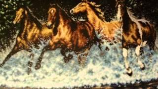 Новый проект Dimensions 35214 Бегущие лошади