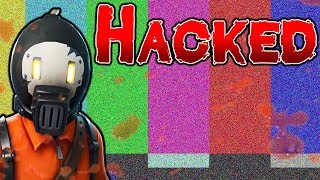 Fortnite Scary Story: Hacked (Par: marvelousmarvelmonkey)
