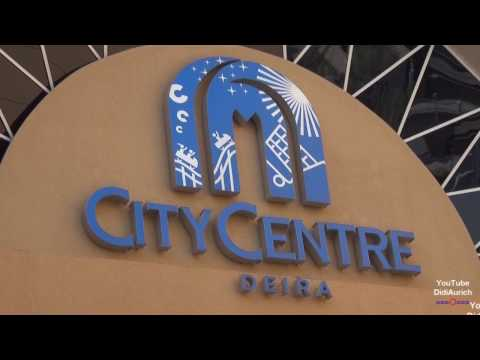 Dubai Vereinigte Arabische Emirate City Centre Deira City Center Shopping Mall UAE ديرة سيتي سنتر