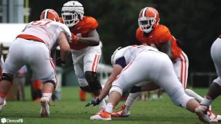 Time to Work || Clemson Tigers Hype Video