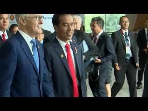 PM Australia Puji Kepemimpinan Presiden Jokowi