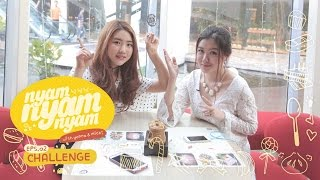 Download Video [CHALLENGE!] HOT Sushi - NyamNyamNyam - Ep.4 MP3 3GP MP4