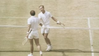 Spirit of Wimbledon Part 2 (1945-1977)