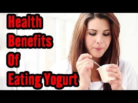 10 Health Benefits of Yogurt