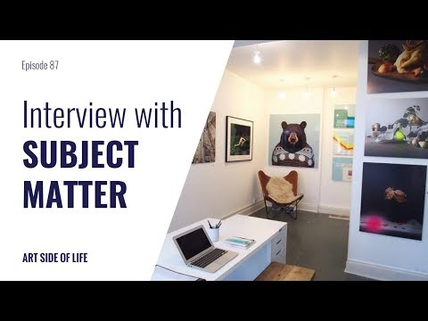 CREATING MORE ART BUYERS -WITH LIEZEL & KITTY FROM SUBJECT MATTER ART (EP.87)