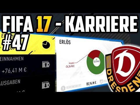 Wo bleibt das Geld??? SAISONABSCHLUSS - FIFA 17  Dresden Karriere: Lets Play #47