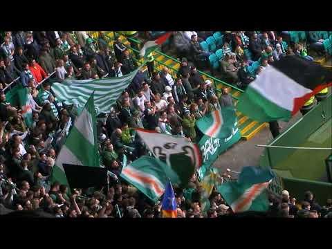Green Brigade v Dundee 14 10 17