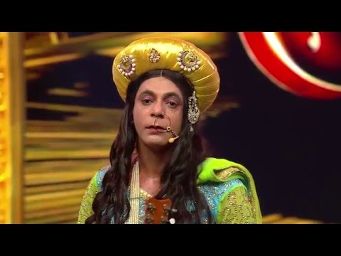 Sunil Grover as Kastani for Bajirao Ranveer Singh | Radio Mirchi
