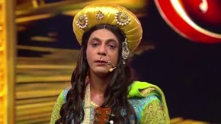 Sunil Grover as Kastani for Bajirao Ranveer Singh
