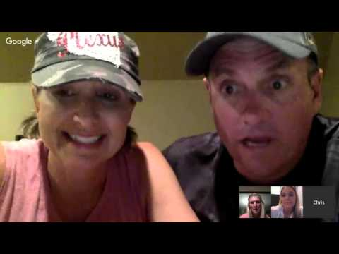 Chris & Susie McColl on PinkPowerLive!!!