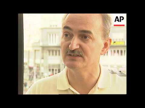 CROATIA: PRESIDENT TUDJMAN HOPES TO ENSURE 3RD TERM IN OFFICE