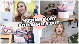 MOTHERS DAY SURPRISE, NIGHTS OUT & LONDON TRIPS!