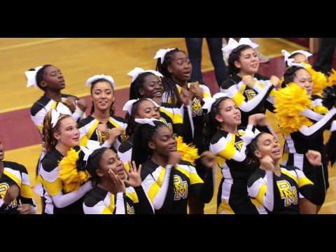 MCPS Division I Cheer Championship 2016