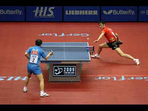 Best table tennis matches EVER {Part 1} - YouTube