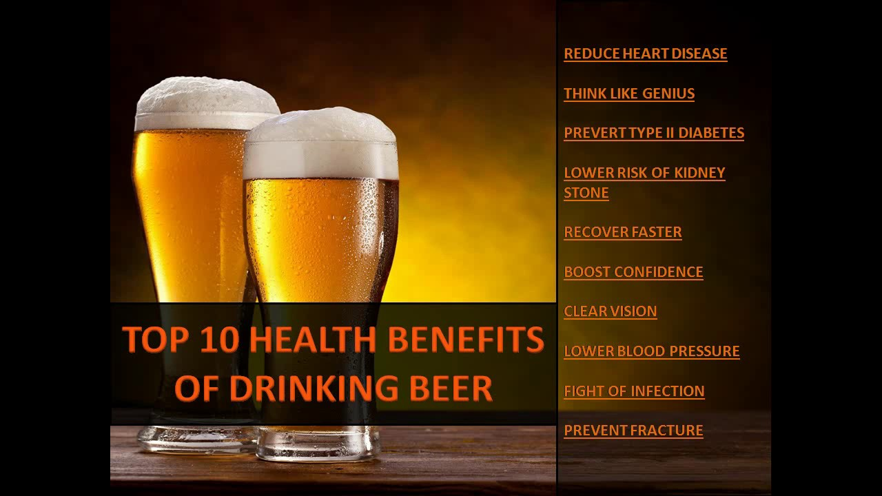 5 Surprising Health Benefits of Beer | Eat + Run | US News