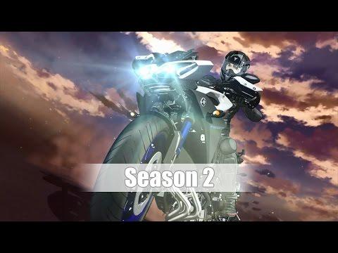 Season 2 -English- Master of Torque Yamaha Motor Original Video Animation
