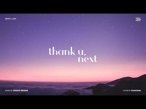 Ariana Grande - thank u, next Piano Cover