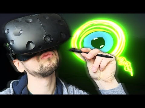 VIRTUAL REALITY EDITION  | Drawing Your Tweets #9